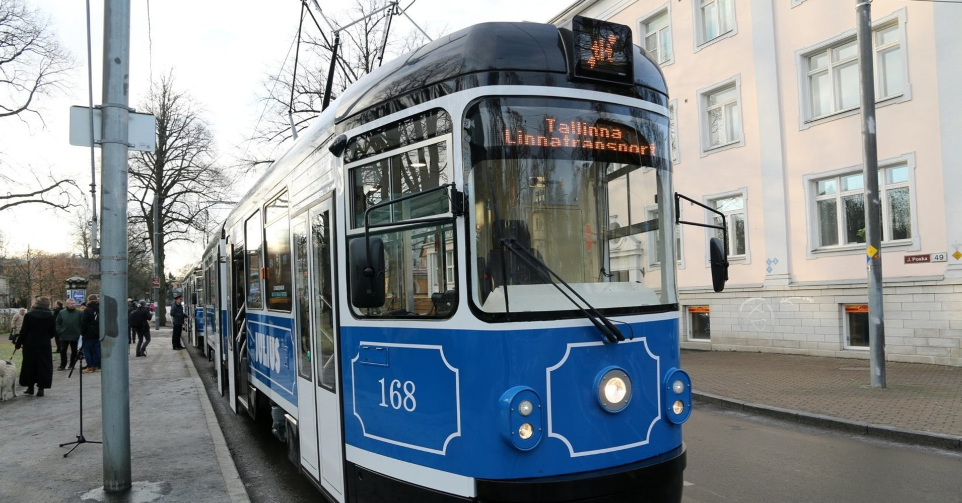 Cities In Germany and Estonia Are Offering Free Public Transport To Their Residents