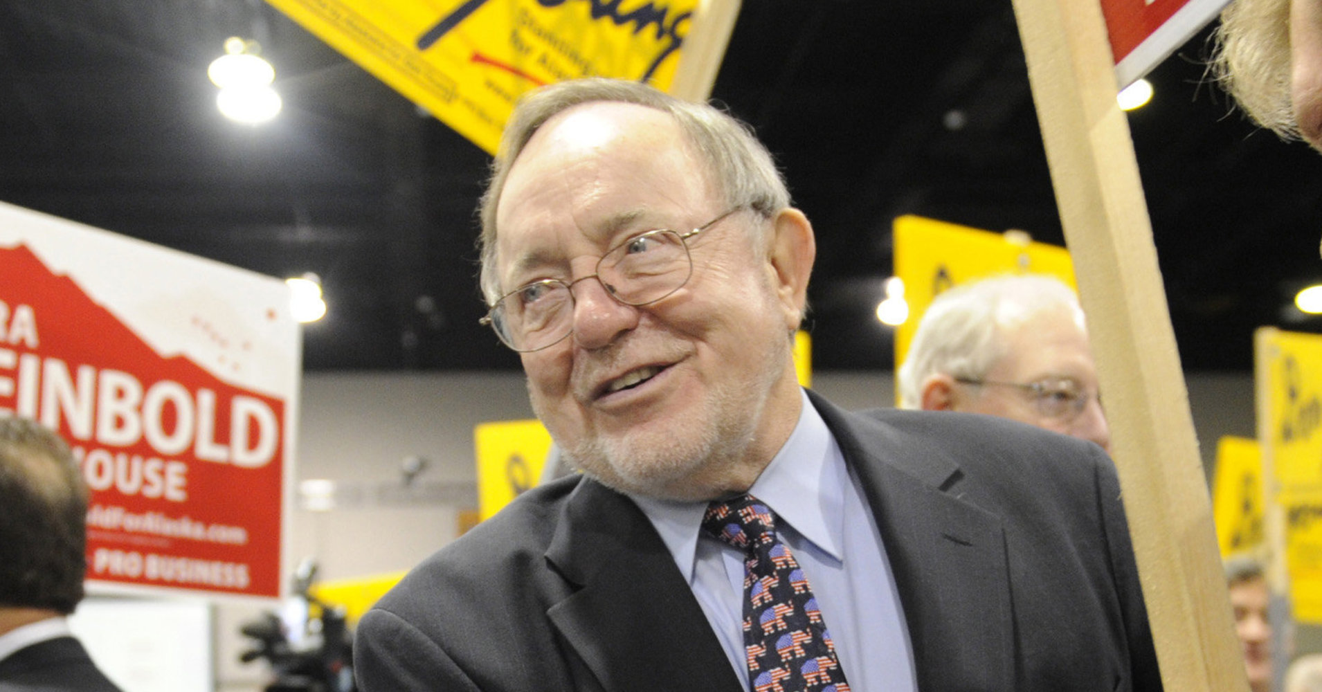 Don Young Suggests The Holocaust Happened Because Jewish People Weren't Armed