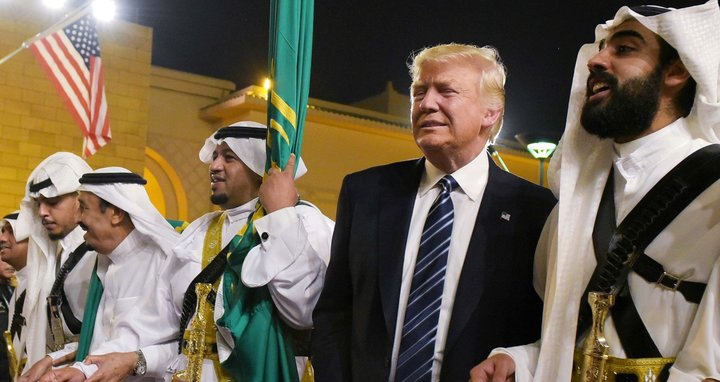 Bernie Sanders And Mike Lee Want A Fight With The Saudis. Trump's Working To Stop Them.