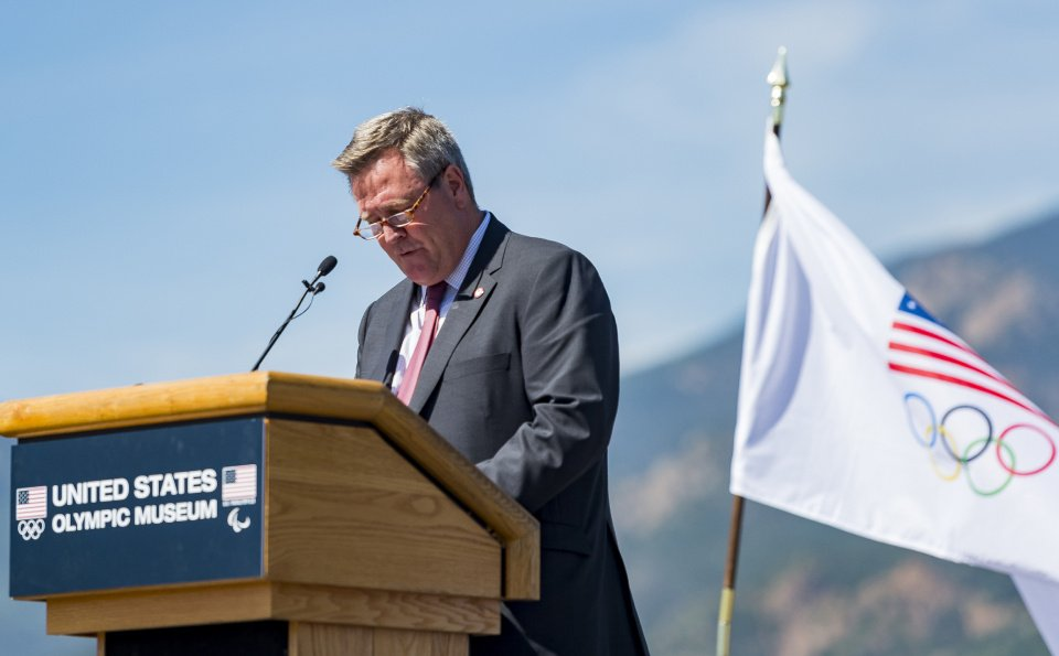 U.S. Olympic Committee CEO Scott Blackmun Resigns, Cites Health Issues
