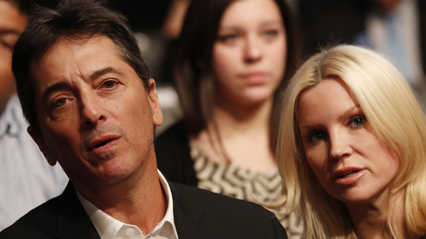 Renee Baio, Wife Of Scott Baio, Reveals She's Suffering From A Brain Disease