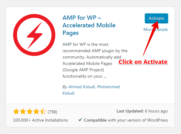 Step-By-Step Guide for Implementing AMP on WordPress - AMP