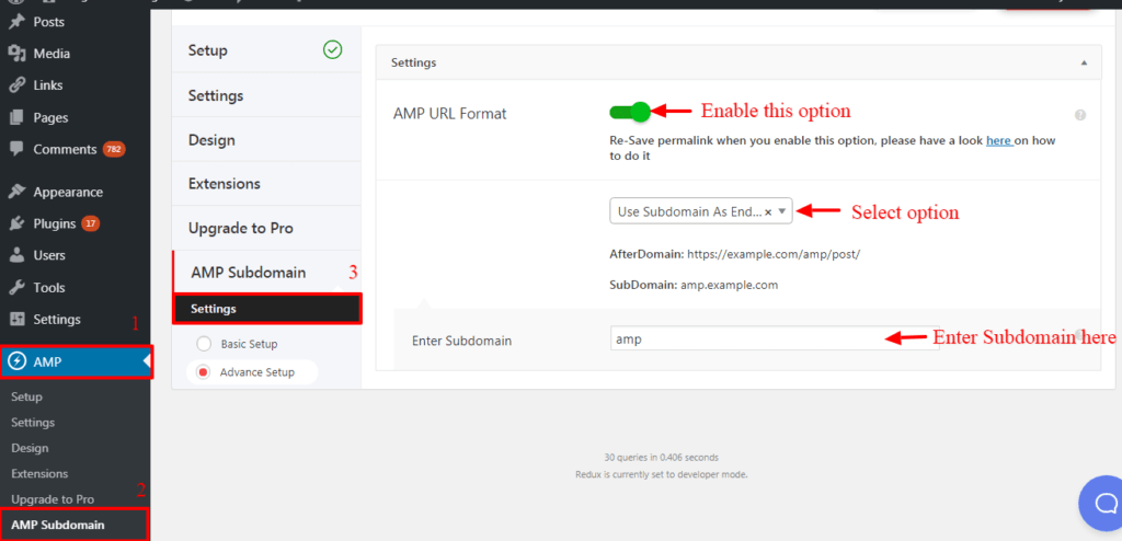 How to set up Subdomain Endpoint for AMP - AMP Tutorials