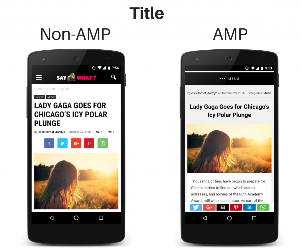 AMP Title