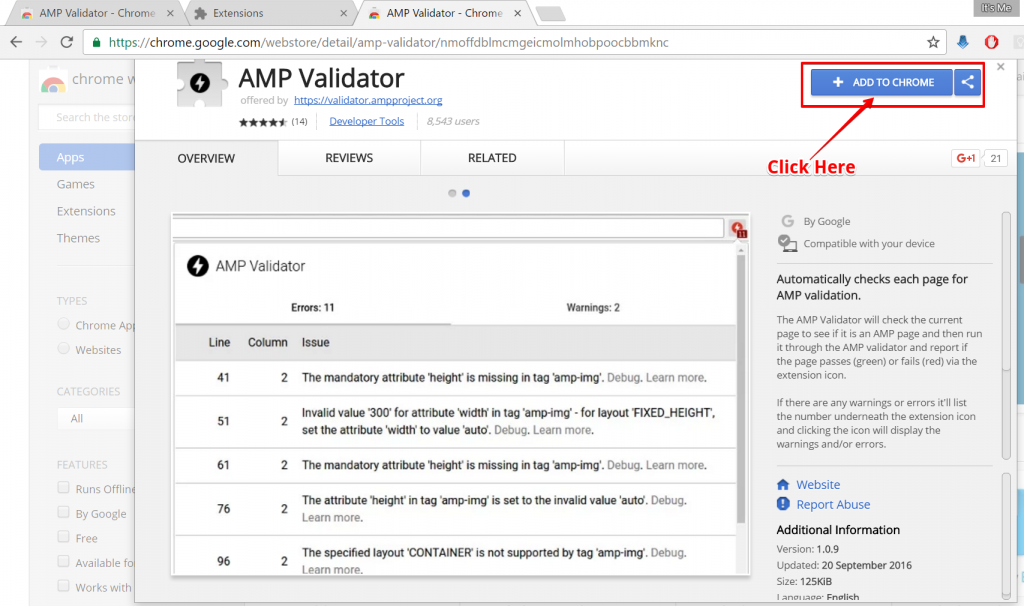 AMP-Validator-Chrome-Web-Store-Google-Chrome-2016-10-04-22 07 52