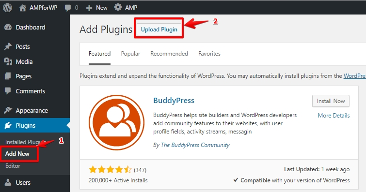 ads by deals plugin extension