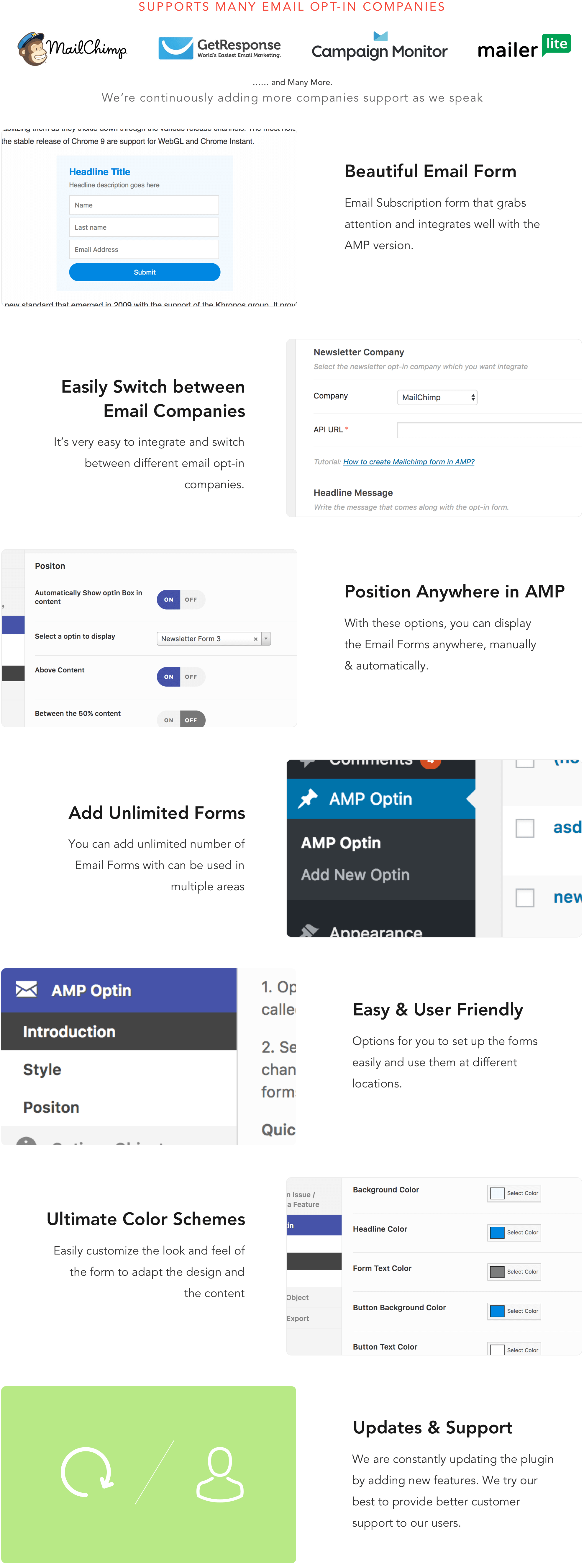 how to create opt-in form in wordpress