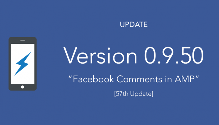 Facebook Comment in AMP for WordPress