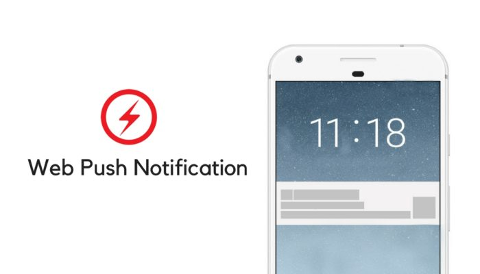 AMP Web Push Notification