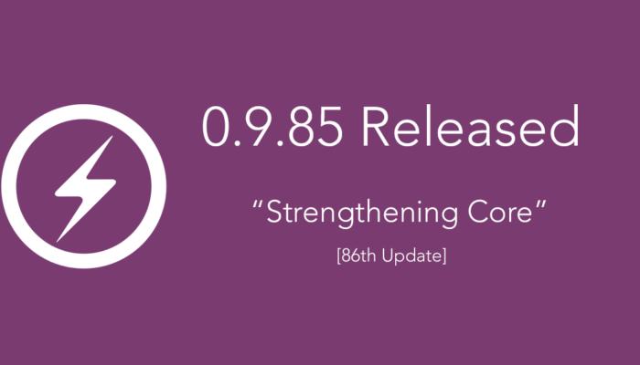 AMPforWP 0.9.85 update
