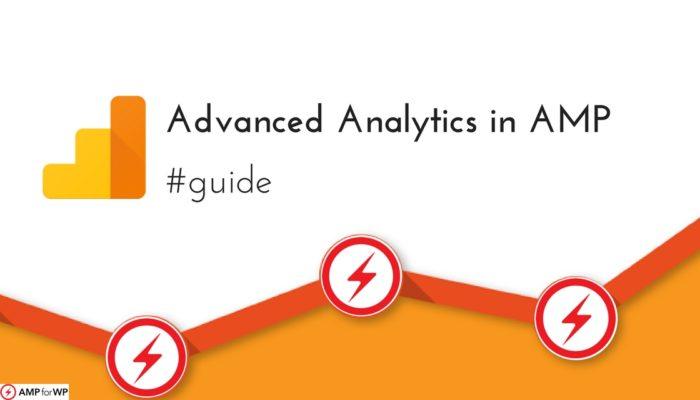 Advanced Analytics in AMP