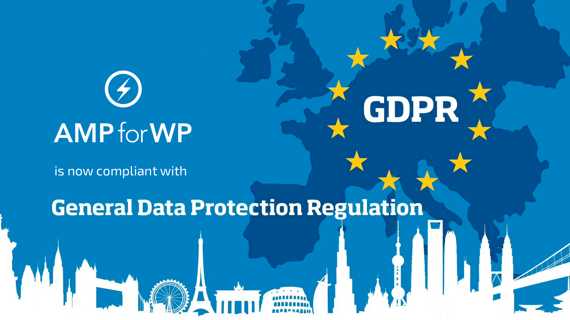 ampforwp is now gdpr compliant a step forward towards privacy amp for wordpress