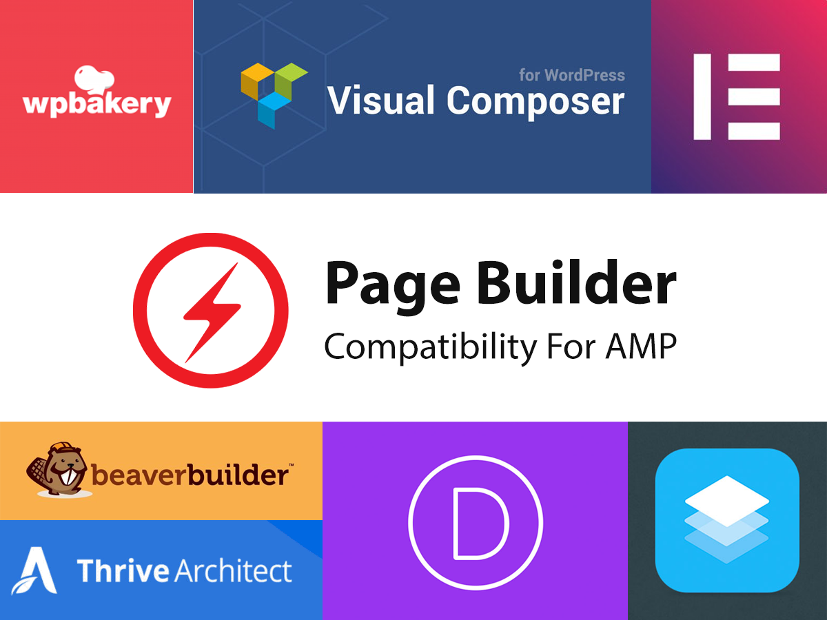 Page Builder Compatibility for AMP - Elementor & Divi Design