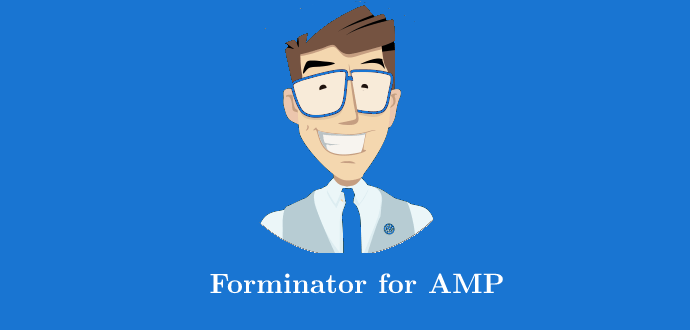 Forminator For AMP